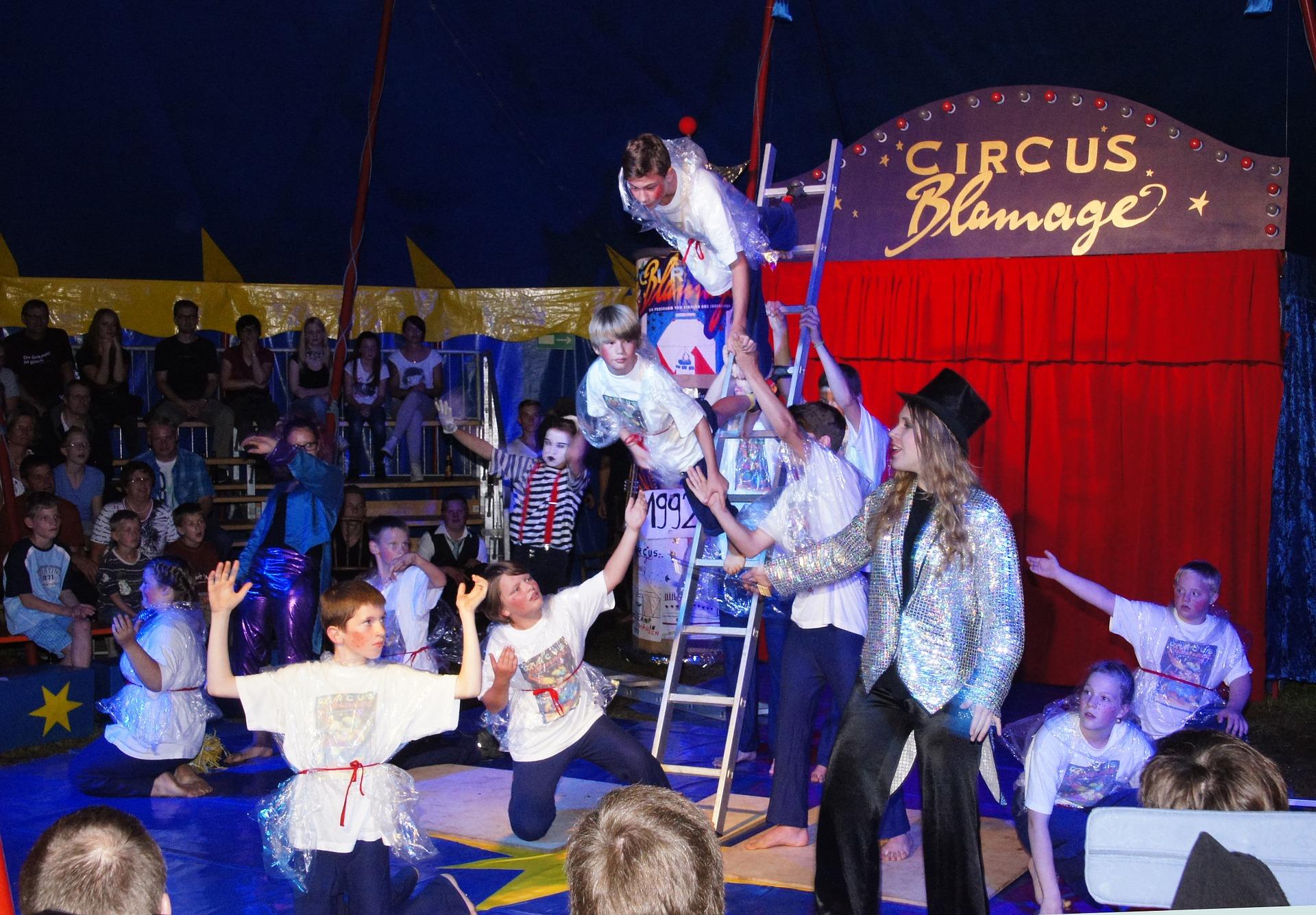 La musique de cirque